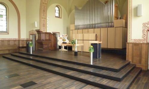 Kirche Biberist